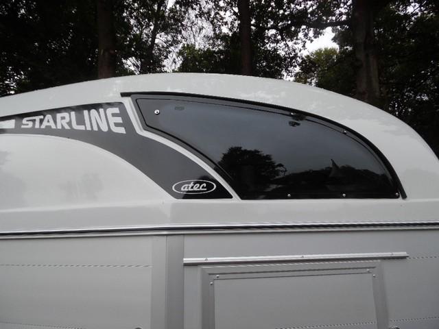Atec Starline DIamond 1,5 paards in aluminium
