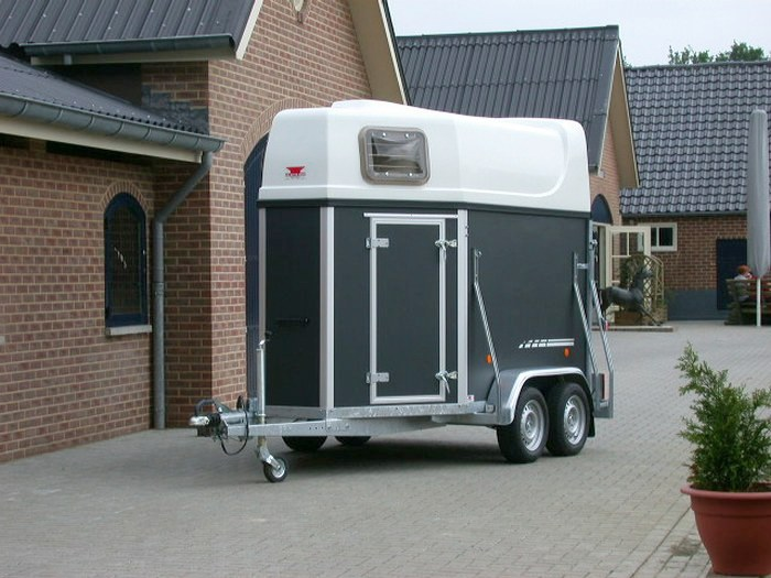DWS Prestige Paardentrailer