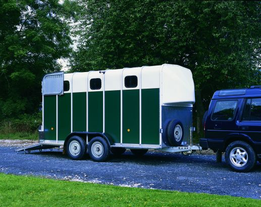 Ifor Williams, type HB510XL