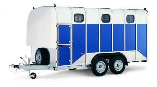 Ifor Williams, type HB610