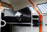 Primero Paardentrailer Binnenkant