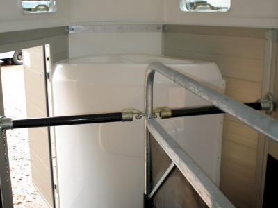Weijer Cavalier Aluminium Paardentrailer.