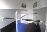 XX-Trail Stinger aluminium met zwarte kap