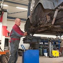 Paardentrailer Reparatie